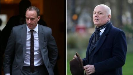 Dominic Raab and Iain Duncan Smith are on the cusp of losing their seats, the YouGov MRP has predict