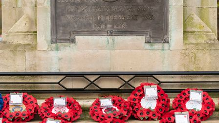 Newham has marked Remembrance Sunday. Picture: Andrew Baker
