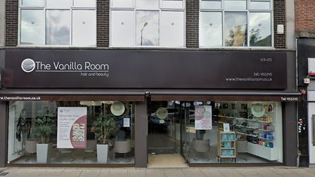 The Vanilla Room as it looks now. Picture: Google Maps