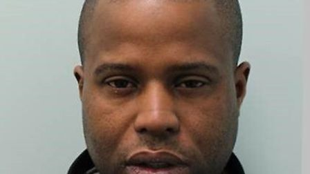 Levi Auguste, 35, has been jailed for a series of sex offences in Newham. Picture: Met Police