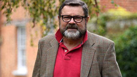 Frank Minns, the new mayor of Hadleigh, has called for people to stick to government guidelines Pic