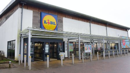 Lidl employees are in line for a wages boost Picture: CHARLOTTE BOND