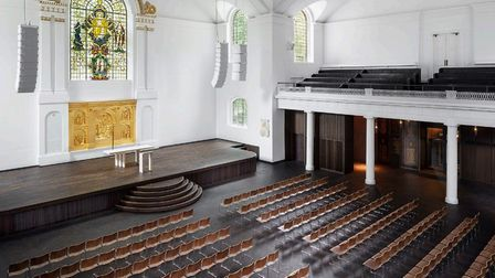 St John at Hackney Church has reopened after a two year, multi-million pound restoration supported b