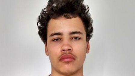 Have you seen Jaidon, 17, missing since October 25? Picture: Met Police