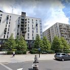 The council said the cladding, used in small areas for decorative features on balconies and as large