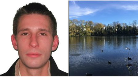 Robert Duff went missing in January 2013. Nearly eight years on, divers are searching the Highgate N