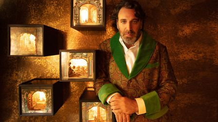 Chilly Gonzales A Very Chilly Christmas