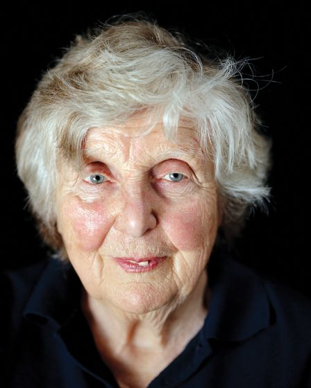Holocaust survivor Susan Halter who lived in Crouch End with husband Roman until her death in 2015