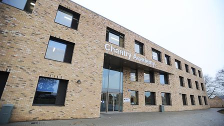 Chantry Academy has confirmed a coronavirus case Picture: GREGG BROWN