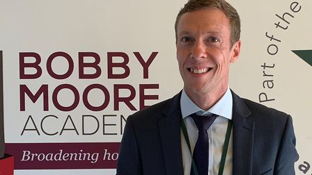 Bobby Moore Academy principal Daniel Botting highlights the positives of schools during Covid crisis.
