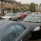 Avondale Road is one of the few areas in Newham without parking enforcement. As a result, there are cars parked everywhere.