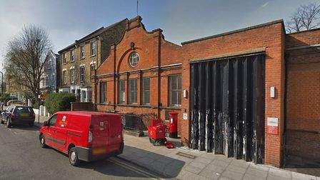 Brooke Road sorting office. Picture: Google Street View