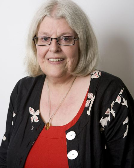 Cllr Elaine Norman, cabinet member for Children and Young People