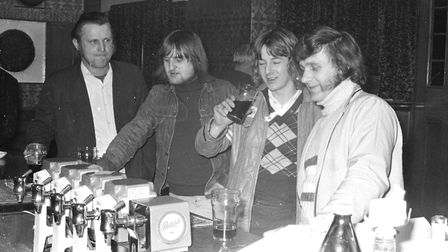 Were you a regular at the Emperor pub in Ipswich in 1975? Picture: ARCHANT