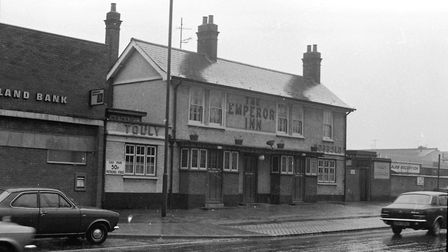 The Emperor served customers on Norwich Road for many years Picture: ARCHANT