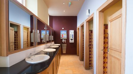 Baxter's Court toilets in Hackney were recognised by the Loo of the Year Awards. Picture: Baxter's C