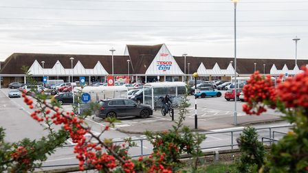 Tesco, Copdock. Picture: SARAH LUCY BROWN