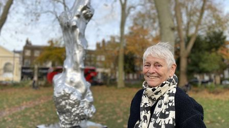 The Gazette spoke to people passing the statue to get their opinion. Georgia Lepper. Picture: Sally