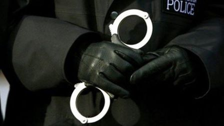 Police arrested four people this morning after raids at addresses in Redbridge and Havering. Picture