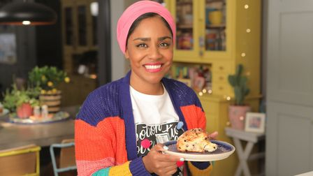 Nadiya Hussain will be passing on her baking secrets in an online conversation this autumn Photo: C
