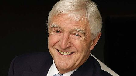 Sir Michael Parkinson will be talking about how his father shaped the lives of his family in an onli