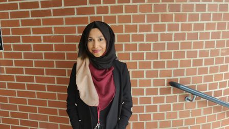 Thahmina Begum is headteacher at Forest Gate Community School. Picture: Tom Barnes