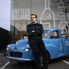 Bottles and Jars has opened at Hexagon Classics in East Finchley