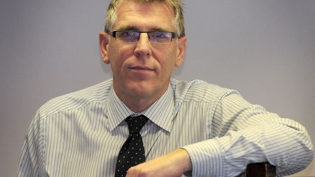 Brian Tobin of Iceni, which developed the Venta programme in Ipswich Picture: ARCHANT