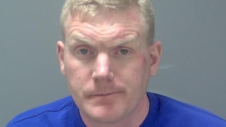 Michael Dawson was jailed for eight years at Ipswich Crown Court Picture: SUFFOLK CONSTABULARY