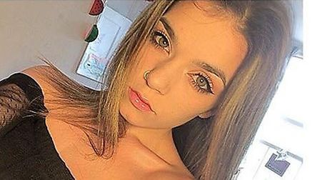 Megan Younger-Watson, also known as Megan Haggar, died in February last year in Ipswich Picture: SUPPLIED BY FAMILY