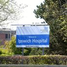 Four wards at Ipwich Hospital are now closed to new admissions due to a coronavirus outbreak Pictur
