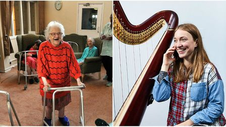 Age UK Camden has partnered with the Guildhall School of Music and Drama to bring music to the elder