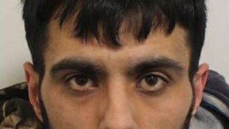 Shehroz Iqbal has been jailed for more than eight years after sharing terrorist material online and