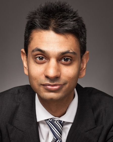 Dhruv Patel, Chairman of the City of London Corporation's City Bridge Trust Committee. Picture: City