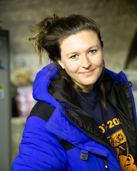 Rachel Woolf, who previously worked at Canonbury-based charity The Manna and now runs Street Storage in Camden. Picture...