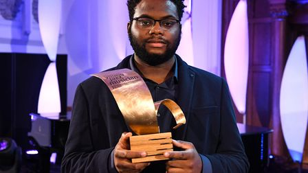 BBC Young Jazz Musician Final 2020.Photo credit: Doug Peters/PA Wire