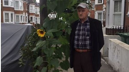 William Canney, 73, was last seen around Inglewood Road. Picture: Met Police