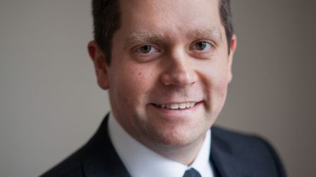 Jon Spiers, incoming chief exec of the Royal Free Charity. Picture: Royal Free Charity