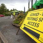 The percentage of Covid tests which have come out positive has risen in Havering every week since September - even in weeks w...