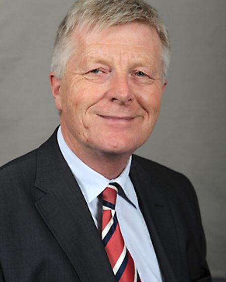 Cllr Keith Darvill