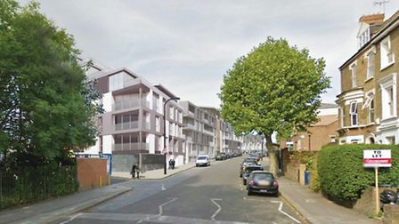 Proposals for the 159-161 Iverson Road development