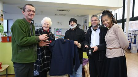 The Muslim Community as part of the Redbridge Faith Forum has donated brand new winter clothes to The Welcome Centre in...