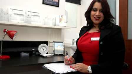 Naseem Akhtar has just opened a new Botox/beauty clinic in Ilford