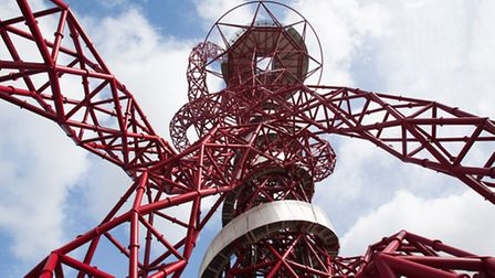 The Arcelor Mittal Orbit. Picture by David Poultney for the LLDC