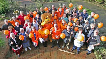 St Francis Hospice campaign launch
