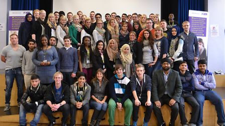 Students from Newham Sixth Form College have begun working with their colleagues from Germany as part of an international...