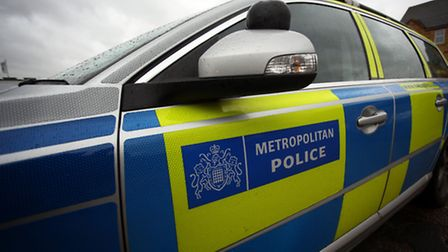 Police were called to the scene of a stabbing