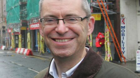 Cllr Andrew Curtin was deselected in the summer
