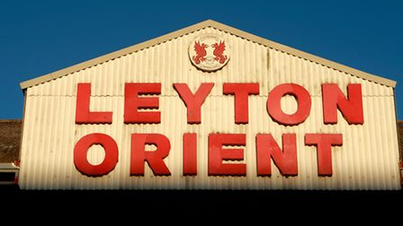 Leyton Orient have the most long-suffering fans in London. Getty