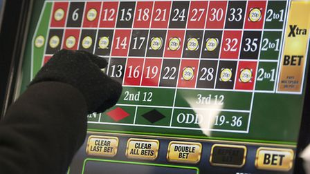 Fixed-odds betting terminals are coming under fire. Picture: Press Association